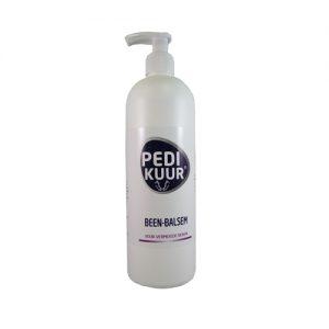 pedikuur beenbalsem salonverpakking 500 ml voor vermoeide benen